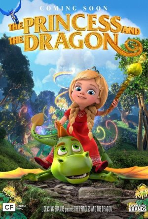 A Princesa e o Dragão Dublado Online
