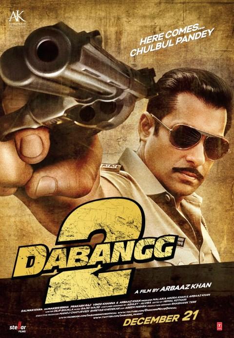 Download Dabangg 2 (2012) Hindi Full Movie BluRay 480p | 720p
