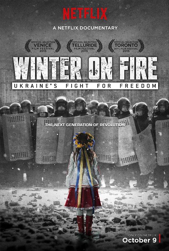Winter on Fire: Ukraine's Fight for Freedom (2015) - IMDb