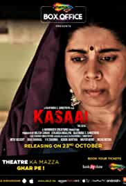 Kasaai (2020) Hindi HDRip Full Bollywood Movie