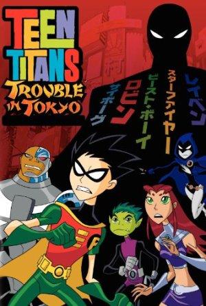 Os Jovens Titãs – Missão Tóquio Dublado Online