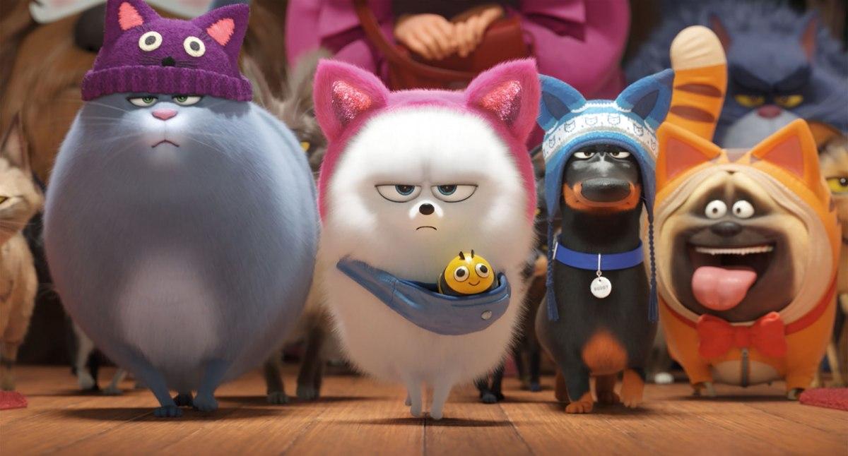 ulasan film The Secret Life of Pets 2 (2019)