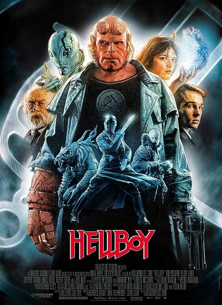 Download Hellboy (2004) Full Movie In Hindi-English-Tamil-Telugu (Multi Audio) Bluray 480p [400MB] | 720p [1.1GB] | 1080p [2.5GB]
