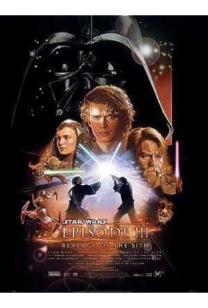 Star Wars: Episódio III – A Vingança dos Sith Dublado Online
