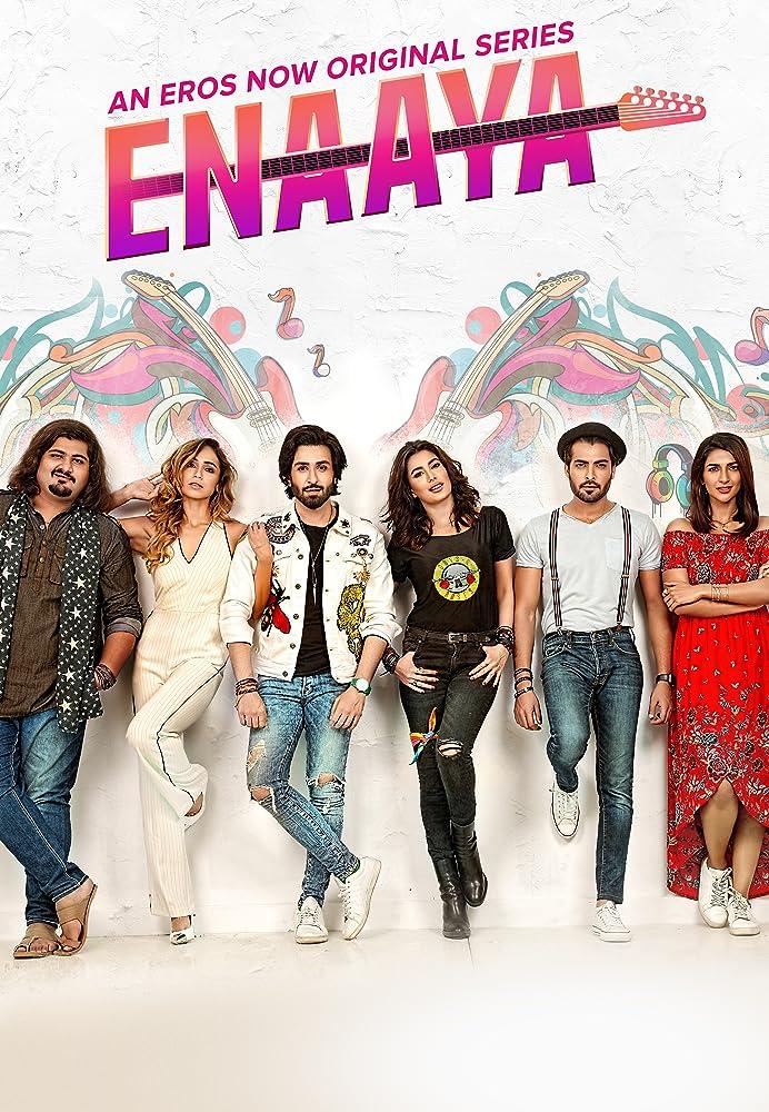 Enaaya 2019 S01 Hindi Complete Full Web Series 800MB HDRip 480p