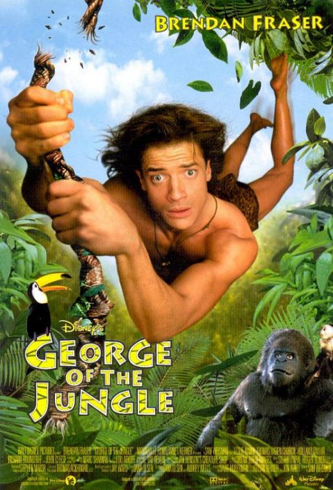 Download George of the Jungle 1997 Hindi Dual Audio 480p | 720p