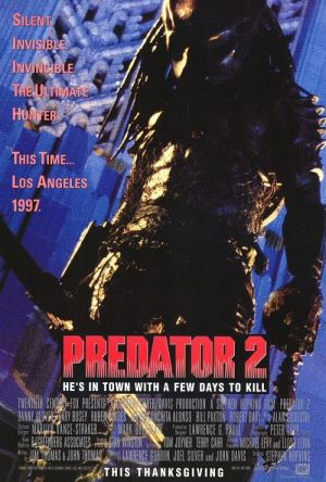 Predador 2: A Caçada Continua Dublado Online