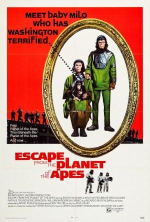 A Fuga do Planeta dos Macacos 1971 Dublado Online