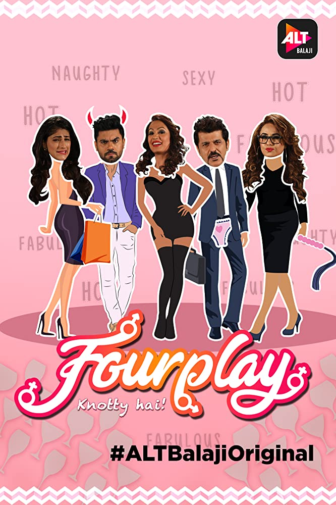 18+ Fourplay 2019 Hindi Dubbed Movie Download And Watch Online 720p