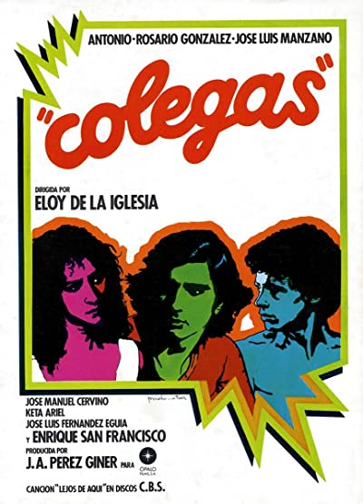 (18+) Colegas (2021) Spanish 720p Bluray x264 AAC 700MB | 300MB Download