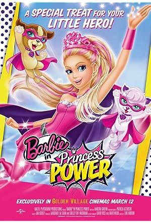 Barbie: Super Princesa Dublado Online