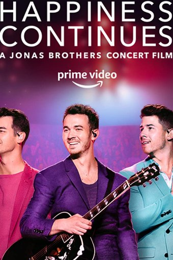 Happiness Continues A Jonas Brothers Concert Legendado Online