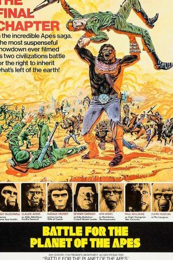 A Batalha do Planeta dos Macacos Dublado Online