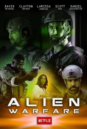 Guerra contra Aliens Dublado Online