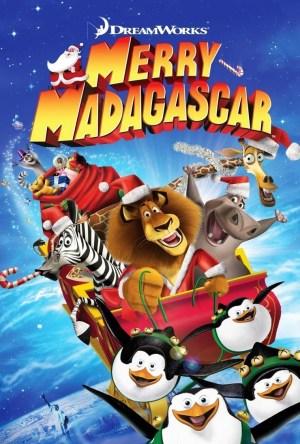 Feliz Natal Madagascar Dublado Online