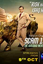 Scam 1992: The Harshad Mehta Story (2020) HEVC HDRip Hindi S01 Complete Web Series