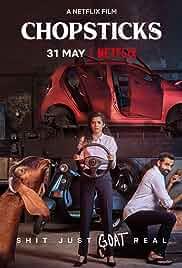 Download Chopsticks (2019) Netflix Full Movie {Hindi} Bluray 480p [300MB]    720p [900MB]