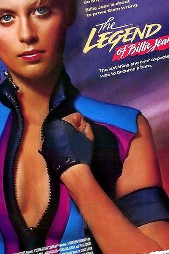 A Lenda de Billie Jean Dublado Online
