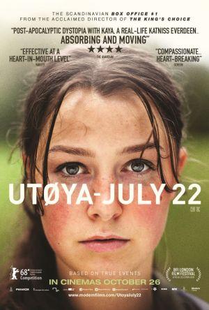 Utoya 22 de Julho – Terrorismo na Noruega Legendado Online