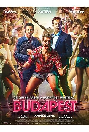 Crazy Trips – Budapeste Dublado Online