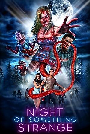 Night of Something Strange Legendado Online
