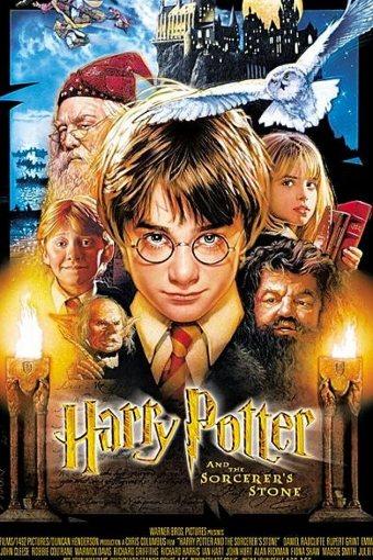 Harry Potter e a Pedra Filosofal Dublado Online
