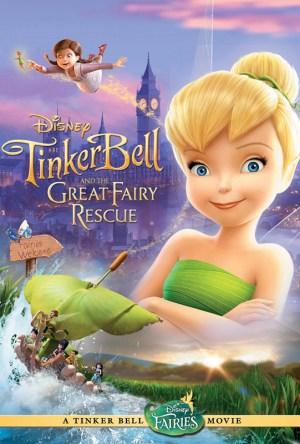 Tinker Bell e O Resgate da Fada Dublado Online