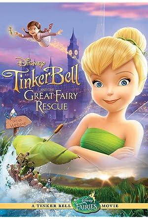 Tinker Bell e O Resgate da Fada Dublado Online - Ver Filmes HD