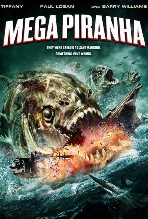 Mega Piranha Dublado Online