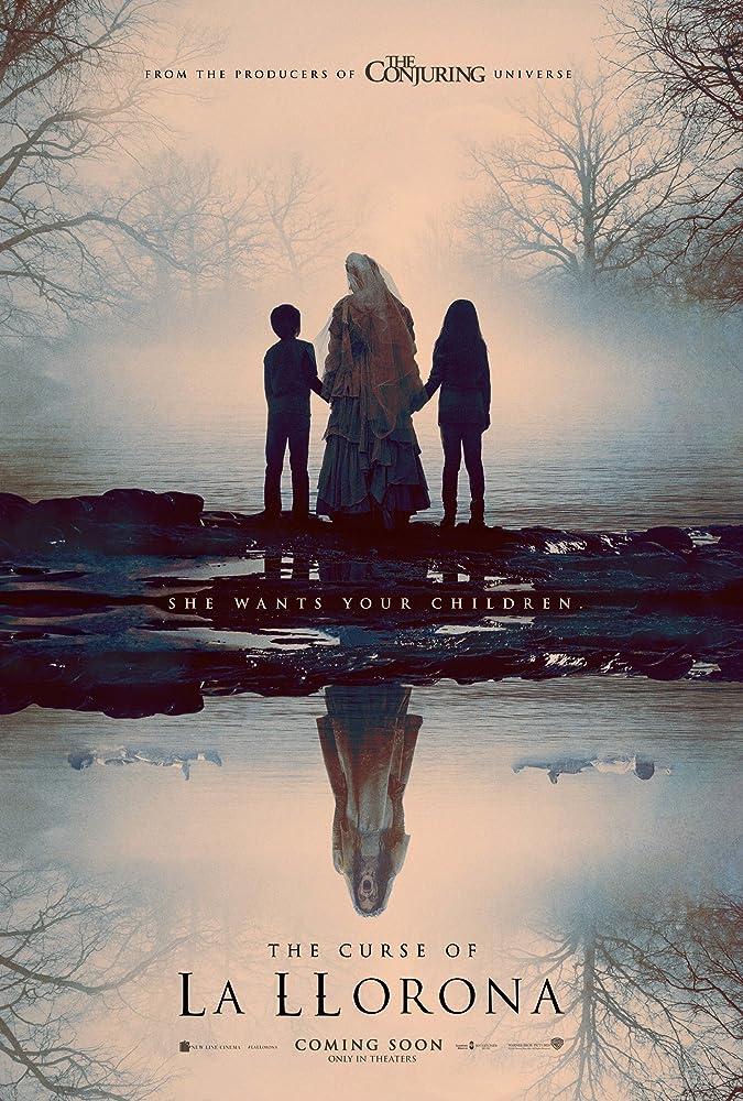 Marisol Ramirez, Jaynee-Lynne Kinchen, and Roman Christou in The Curse of La Llorona (2019)