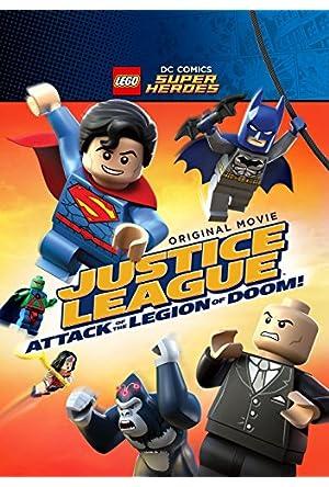 LEGO Liga da Justiça – O Ataque da Legião do Mal Dublado Online