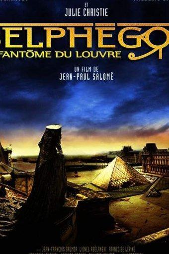 O Fantasma do Louvre Dublado Online
