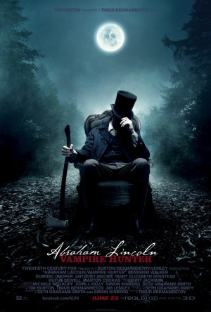 Abraham Lincoln: Caçador de Vampiros Dublado Online