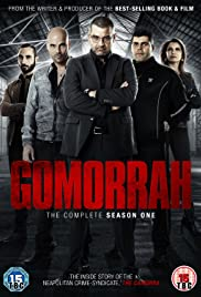 Gamorrah Season 4 Episode 1 UK Release Date