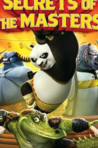Kung Fu Panda: Os Segredos dos Mestres Dublado Online