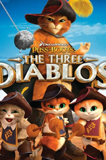 O Gato de Botas: Os Três Diabos Dublado Online