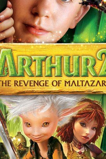 Arthur e a Vingança de Maltazard Dublado Online