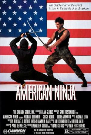 American Ninja – Guerreiro Americano Dublado Online