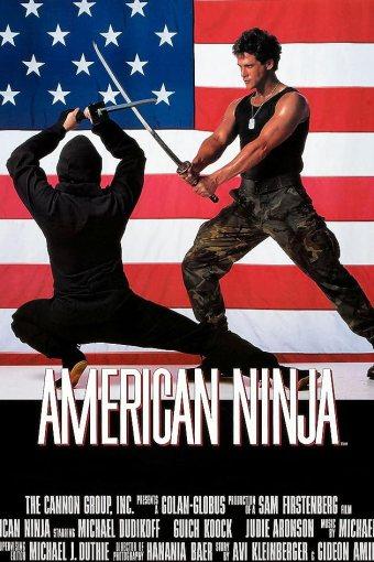 American Ninja: Guerreiro Americano Dublado Online