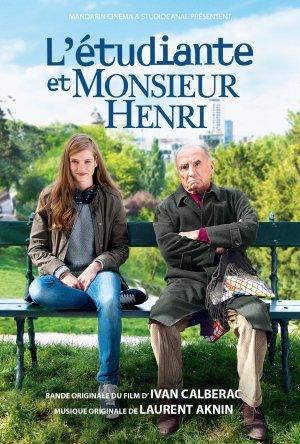 A Estudante e o Senhor Henri Legendado Online