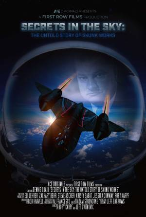 Secrets in the Sky: The Untold Story of Skunk Works Legendado Online