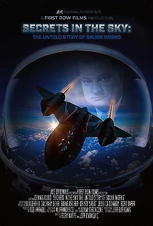Secrets in the Sky: The Untold Story of Skunk Works Legendado Online