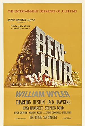 Ben-Hur 1959 Dublado Online
