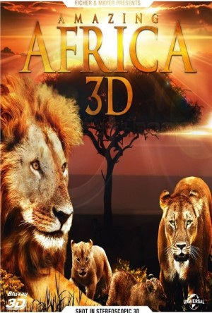 África Extraordinária Dublado Online