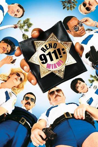 Reno 911!: Miami Legendado Online