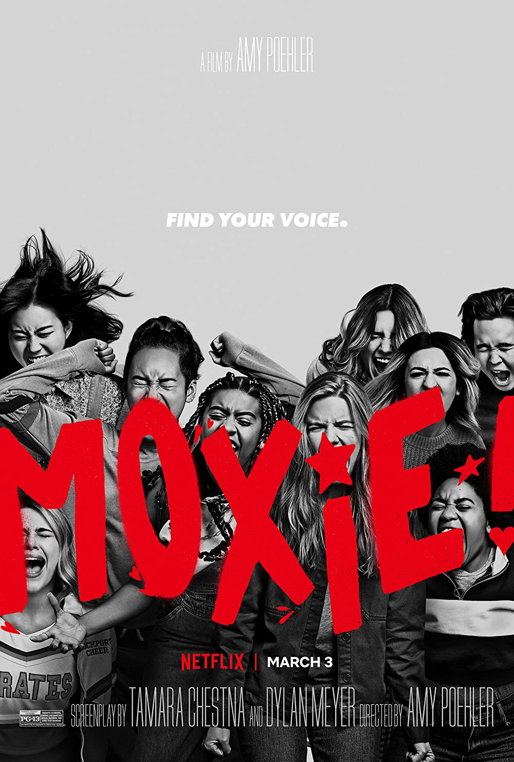 Moxie 2021 Hindi ORG Dual Audio  480p |720p NF HDRip  x264 AAC 400MB |800MB Download