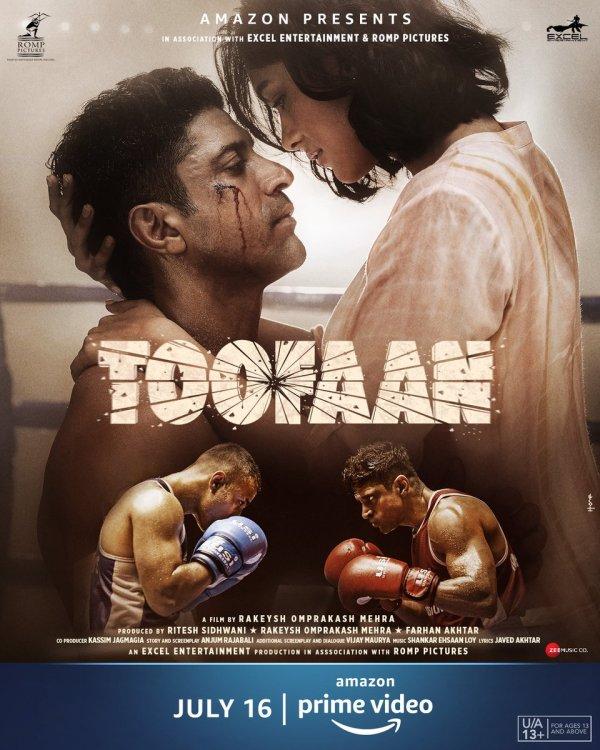 Toofaan (2021) - IMDb