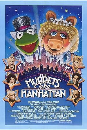 Os Muppets Conquistam Nova York Dublado Online