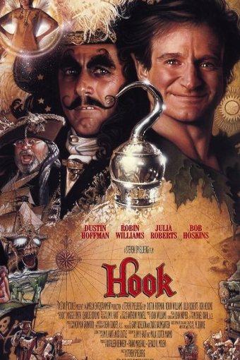 Hook – A Volta do Capitão Gancho Dublado Online
