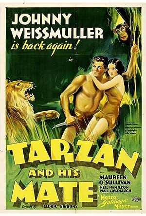 A Companheira de Tarzan Dublado Online